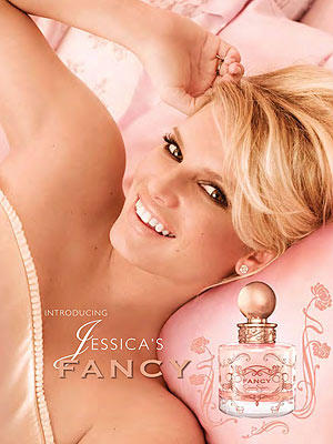 Jessica Simpson Fancy Perfume Ad Still