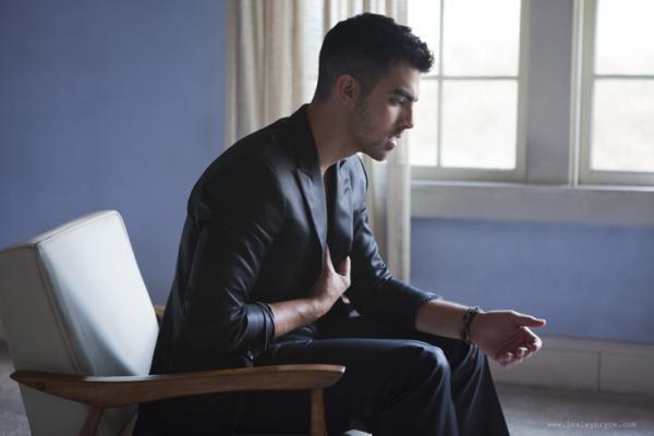 Joe Jonas Latest Film Pic