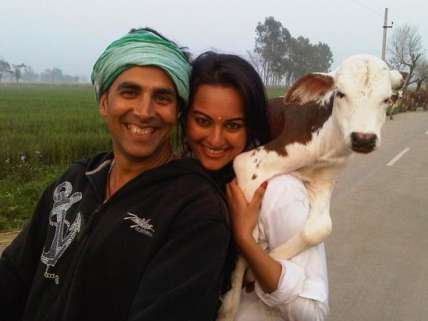 Joker: Akshaya Kumar & Sonakshi Sinha