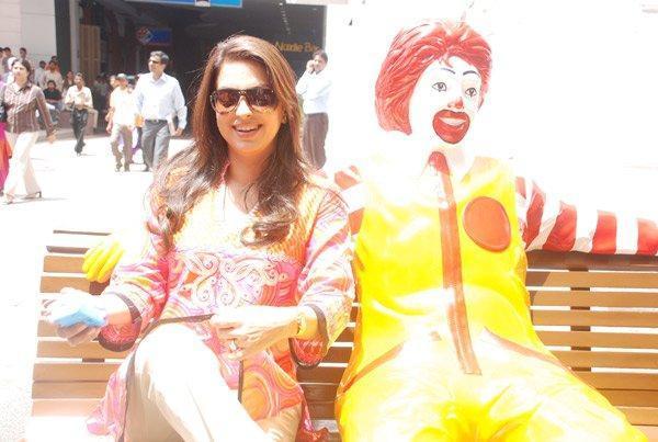 Juhi Chawla Stunning Picture
