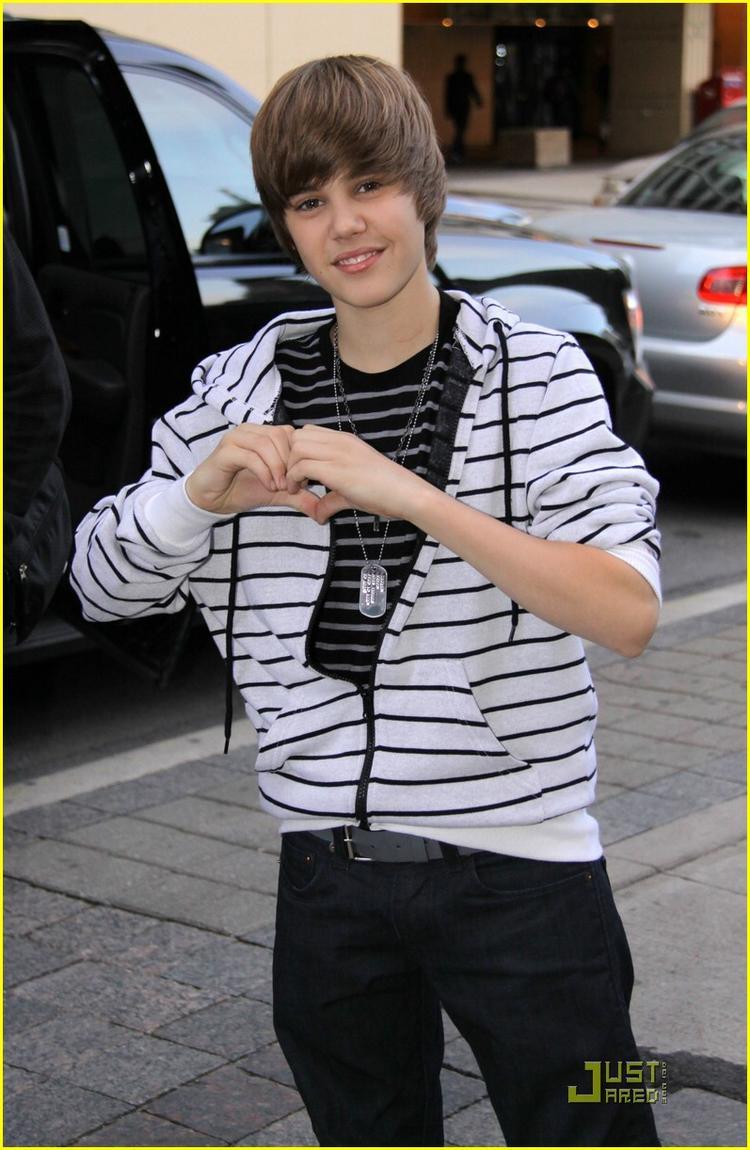 Justin Bieber Beauty Still