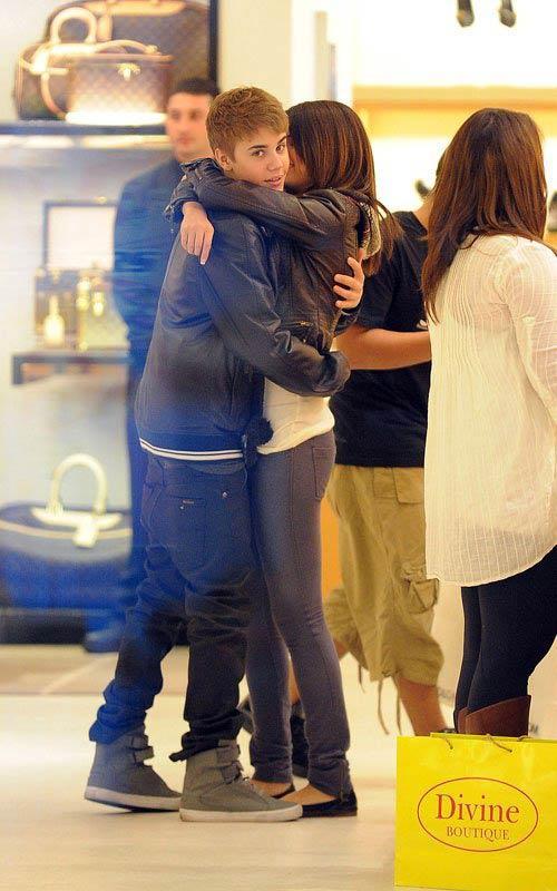 Justin Bieber Celebrates Birthday With Selena