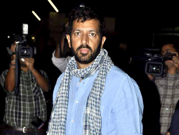 Kabir Khan at Agent Vinod Screening at PVR