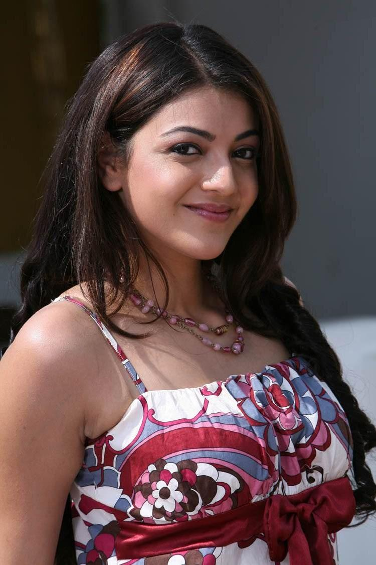 Kajal Agaewal Cute Face Still