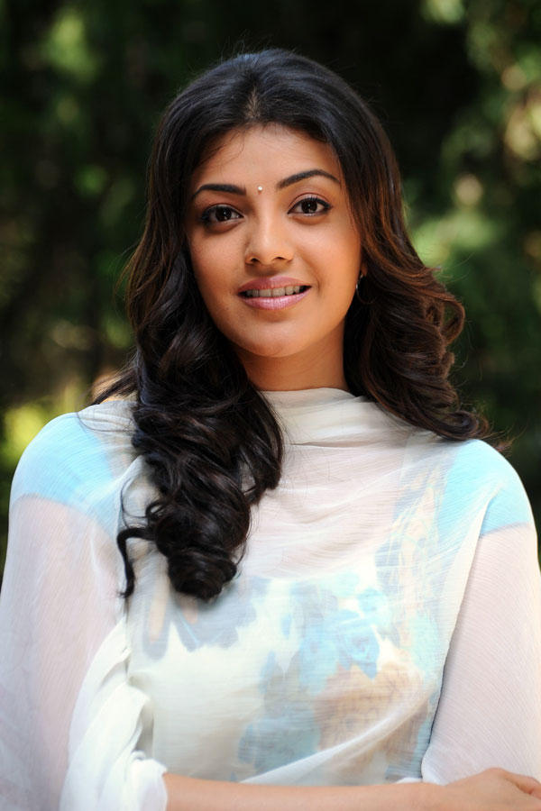 Kajal Agaewal Looking So Beautiful