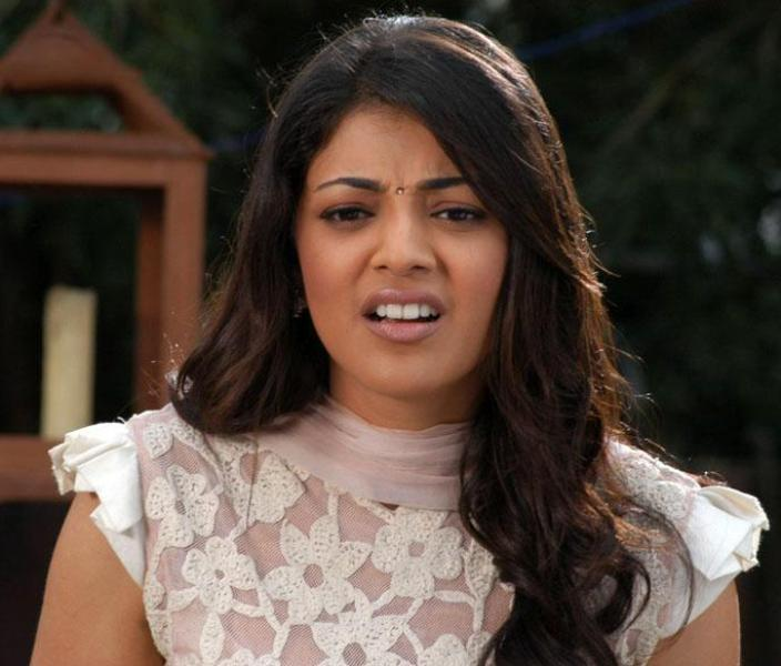 Kajal Agarwal Acting Still From Mr.Perfect Movie