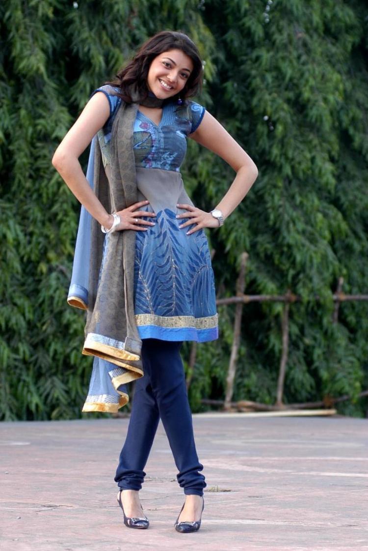 Kajal Agarwal Cutest Pic Photo Shoot