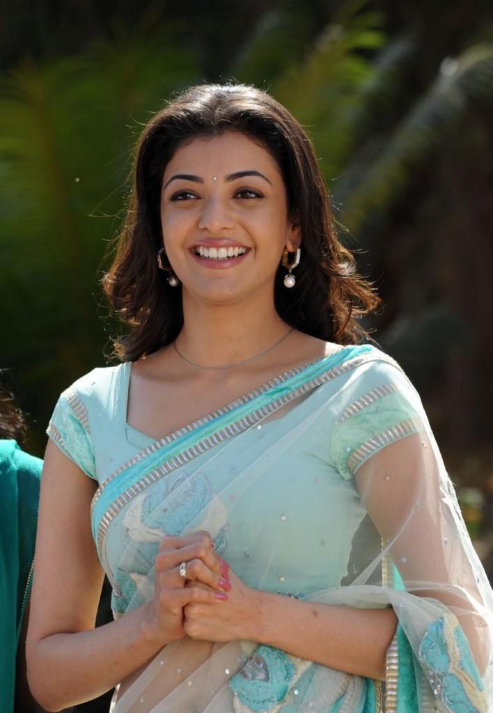 Kajal Agarwal Gorgeous Smile Pic In Mr.Perfect Movie