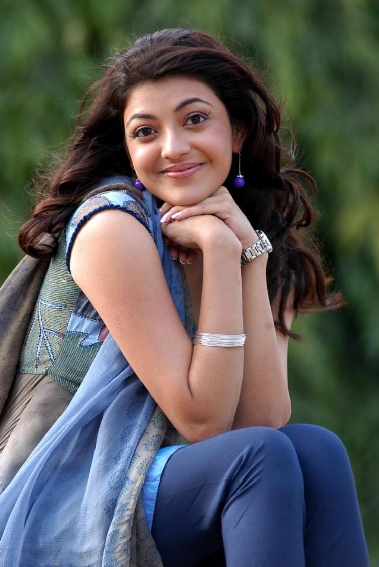 Kajal Agarwal Latest Cute Sweety Look