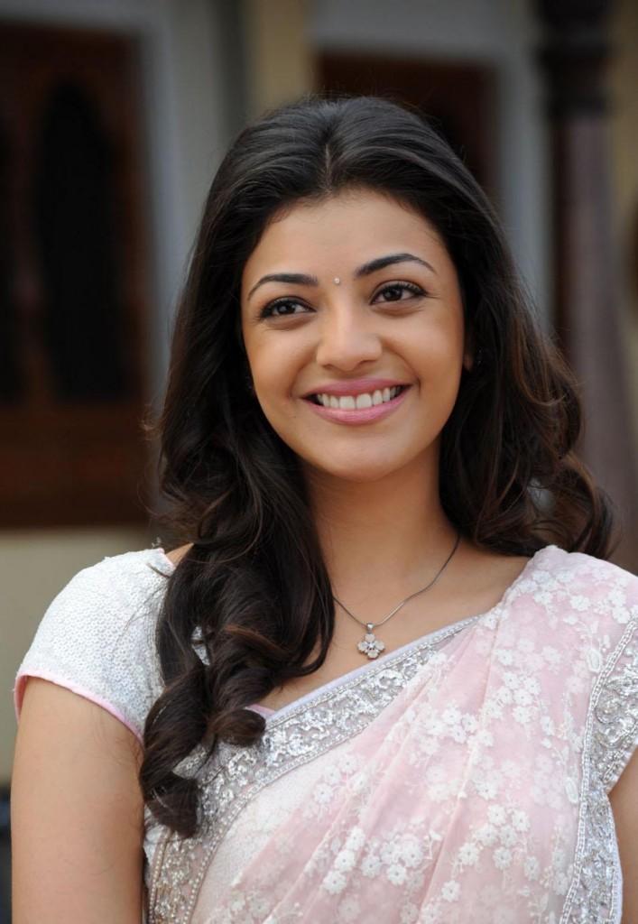 Kajal Agarwal Nice Smile Pic