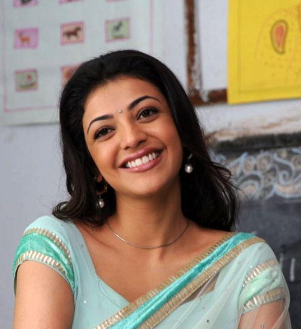 Kajal Agarwal Sweet Smile Stills From Mr.Perfect Movie