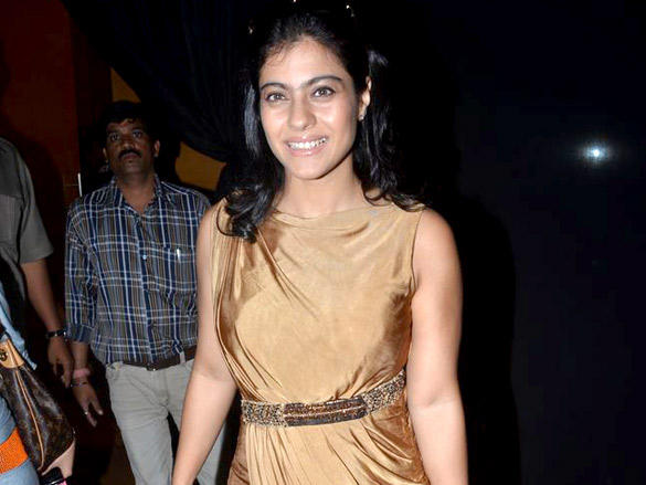 Kajol Devgan at Payal Singhal show at Lakme Fashion Week