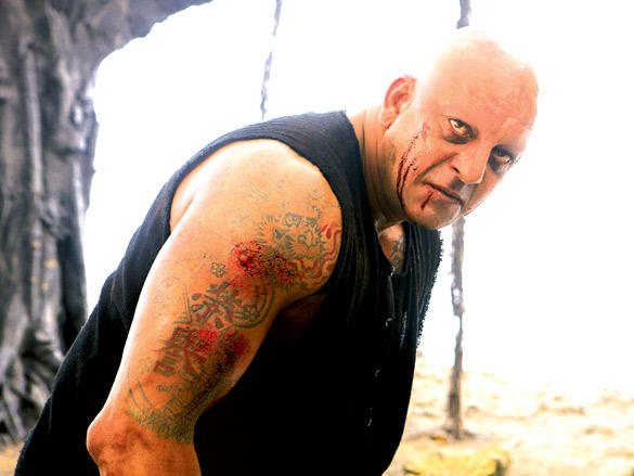 Kancha gets beat down in Agneepath