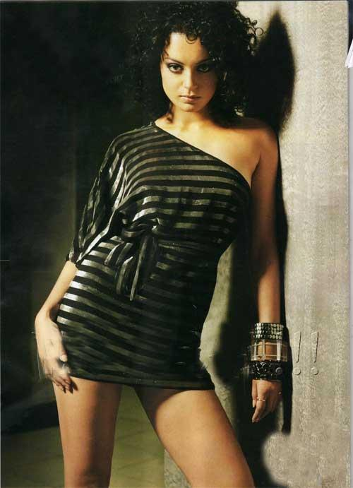 Kangana Ranaut Killer Look Photo Shoot