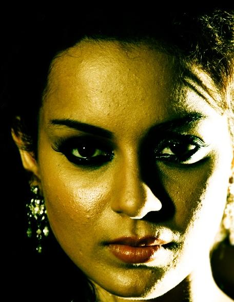 Kangana Ranaut Latest Glamour Face Look