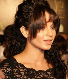 Kangana Ranaut latest Hair Style Gorgeous Still