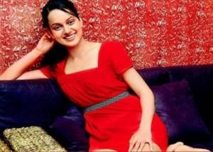 Kangana Ranuat Beautiful Smile Pic