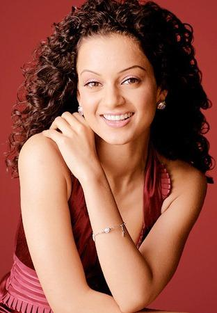 Kangana Ranuat Real Hair Wallpaper Pic