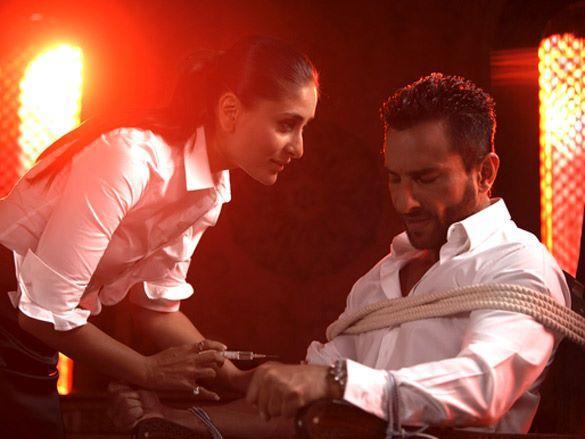 Kareena Kapoor,Saif Ali Khan Still In Agent Vinod
