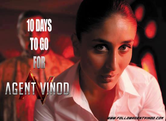 Kareena Kapoor Hot Look In Agent Vinod