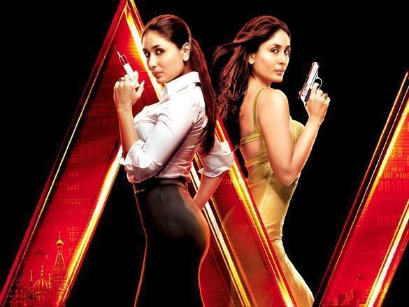 Kareena Kapoor Killer Look In Agent Vinod