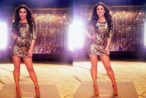Kareena Kapoor Latest Pic On The Sets of Heroine