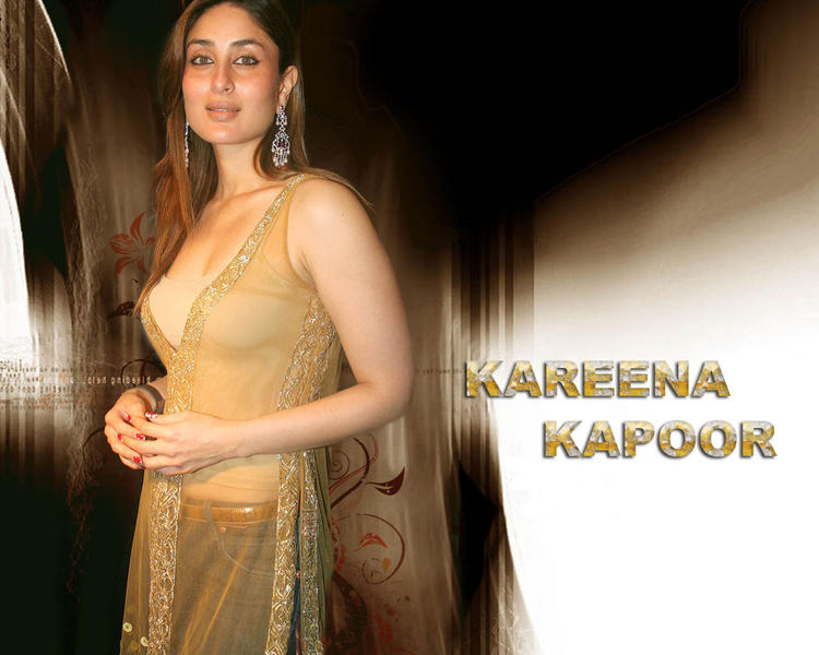 Kareena Kapoor Lovely Face Look Wallpapar