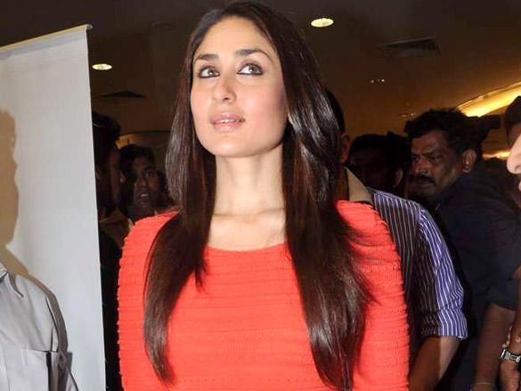 Kareena Kapoor Promoted Her Upcoming Film Agent Vinod