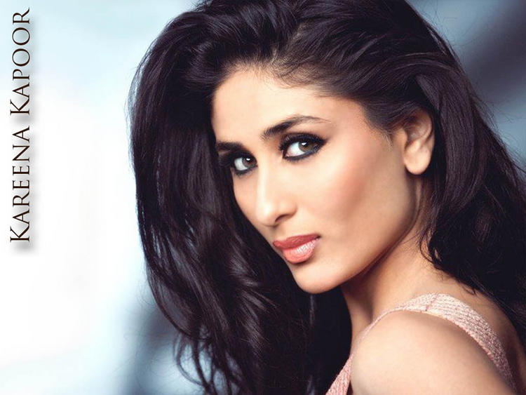 Kareena Kapoor Sexy Face Wallpaper