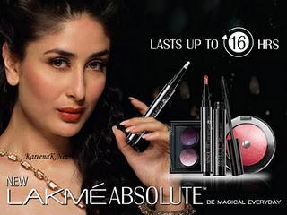 Kareena in latest Lakme Ad