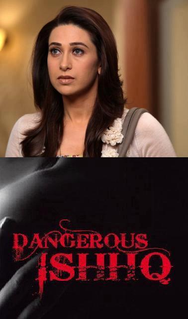 Karishma Kapoor In Dangerous Ishhq Wallpaper