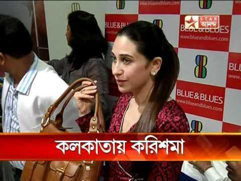 Karishma Kapoor at The Blue and Blues Store Launch In Kolkata