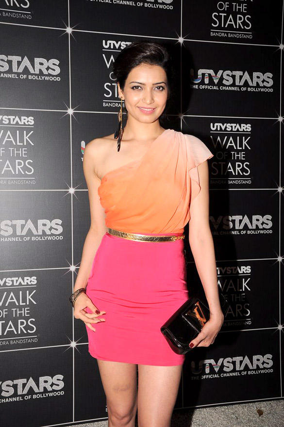 Karishma Tanna Attended UTV Stars Walk Of The Stars After Party Event