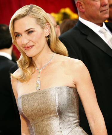 Kate Winslet at Oscars 2010