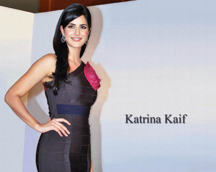 Katrina Kaif Black Hair Latest Still