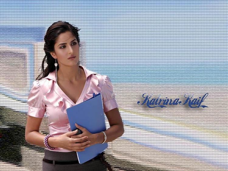 Katrina Kaif Cute Lovely Face Wallpaper
