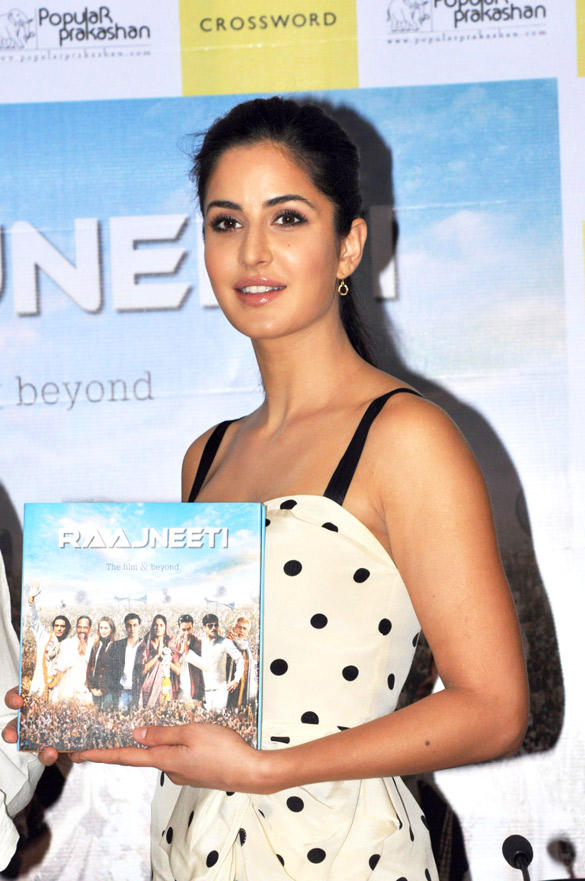 Katrina Kaif First Copy Book Rajneeti