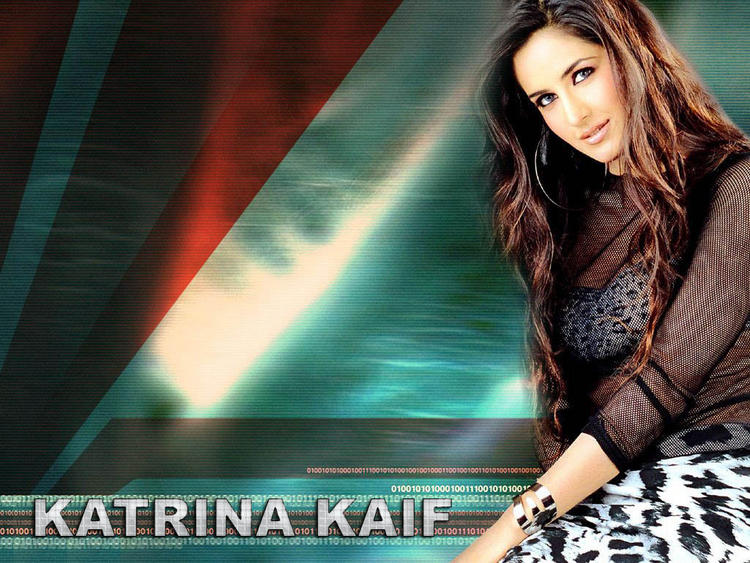 Katrina Kaif Sizzling Hot Sexy Look Wallpaper