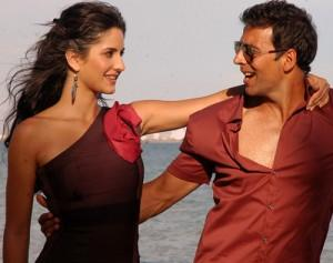 Katrina Kaif and Akshay Kumar Romantic Song Still