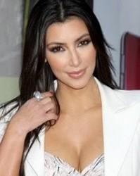 Kim Kardashian Awesome Face Pic