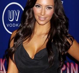 Kim Kardashian Glamour Picture