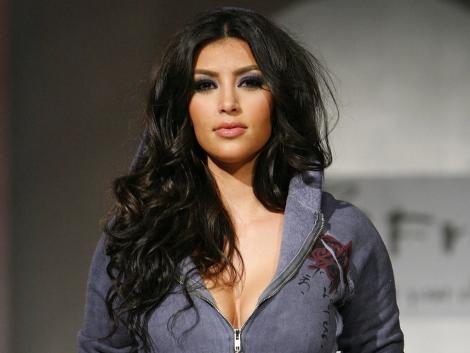 Kim Kardashian Opening Dress Still