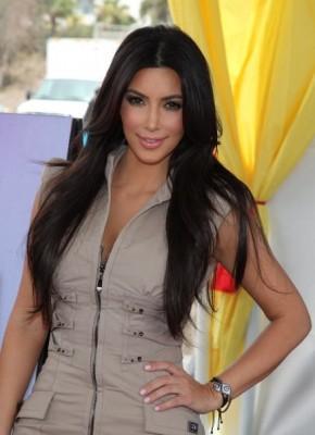 Kim Kardashian Sexy Face Still