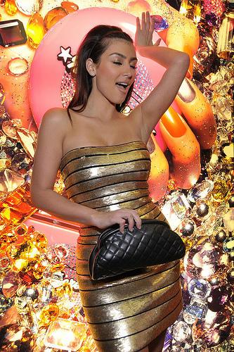 Kim Kardashian Stunning Dance Picture