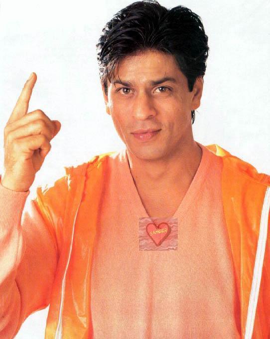 King Of Romance SRK Wallpaper