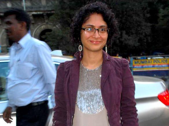 Kiran Rao at Sangeeta Gupta's Painting Exhibition