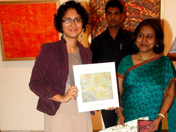 Kiran Rao inaugurates Sangeeta Gupta's Painting Exhibition