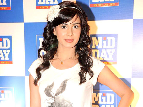 Kirti Kulhari at Launch of Mid-Day Mumbai Anthem