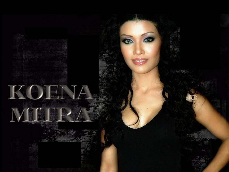 Koena Mitra Hot Wallpaper