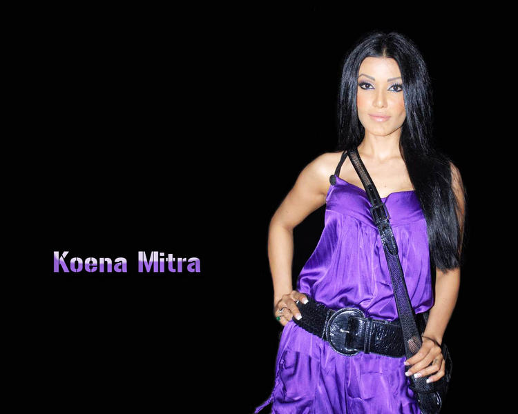 Koena Mitra Latest Gorgeous Wallpaper